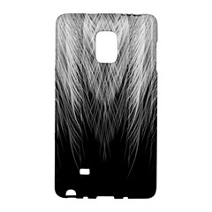 Feather Graphic Design Background Galaxy Note Edge