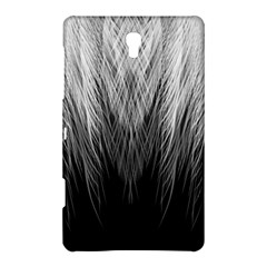 Feather Graphic Design Background Samsung Galaxy Tab S (8 4 ) Hardshell Case