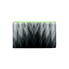 Feather Graphic Design Background Cosmetic Bag (xs)