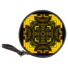 Abstract Glow Kaleidoscopic Light Classic 20-CD Wallets