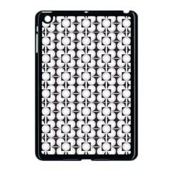 Pattern Background Texture Black Apple Ipad Mini Case (black)