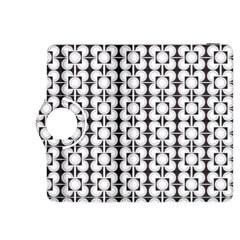 Pattern Background Texture Black Kindle Fire Hdx 8 9  Flip 360 Case