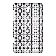 Pattern Background Texture Black Samsung Galaxy Tab S (8.4 ) Hardshell Case