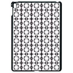 Pattern Background Texture Black Apple Ipad Pro 9 7   Black Seamless Case