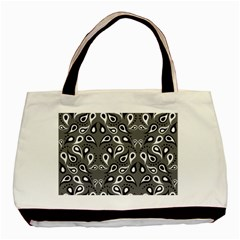 Paisley Pattern Paisley Pattern Basic Tote Bag (two Sides)