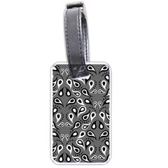 Paisley Pattern Paisley Pattern Luggage Tags (two Sides)
