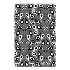 Paisley Pattern Paisley Pattern Shower Curtain 48  x 72  (Small)