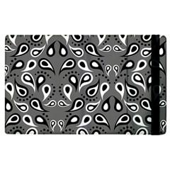 Paisley Pattern Paisley Pattern Apple Ipad Pro 9 7   Flip Case