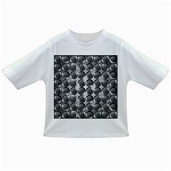 Metal Circle Background Ring Infant/toddler T Shirts