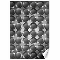 Metal Circle Background Ring Canvas 20  x 30