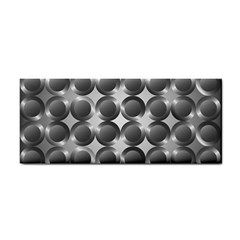 Metal Circle Background Ring Cosmetic Storage Cases
