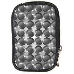 Metal Circle Background Ring Compact Camera Cases