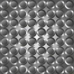 Metal Circle Background Ring Magic Photo Cubes