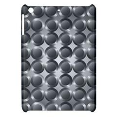 Metal Circle Background Ring Apple Ipad Mini Hardshell Case