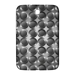 Metal Circle Background Ring Samsung Galaxy Note 8.0 N5100 Hardshell Case