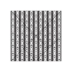 Pattern Background Texture Black Acrylic Tangram Puzzle (4  x 4 )