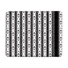 Pattern Background Texture Black Samsung Galaxy Tab Pro 8 4  Flip Case