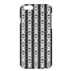 Pattern Background Texture Black Apple iPhone 6 Plus/6S Plus Hardshell Case