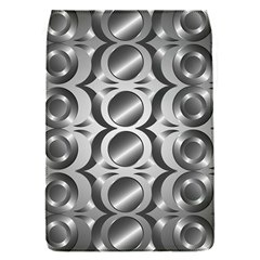 Metal Circle Background Ring Flap Covers (s)