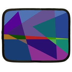 Abstract #415 Tipping Point Netbook Case (XXL)