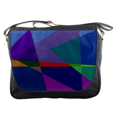Abstract #415 Tipping Point Messenger Bags