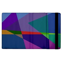 Abstract #415 Tipping Point Apple iPad 3/4 Flip Case