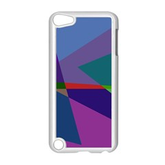 Abstract #415 Tipping Point Apple iPod Touch 5 Case (White)