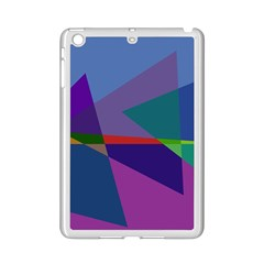 Abstract #415 Tipping Point iPad Mini 2 Enamel Coated Cases