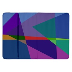 Abstract #415 Tipping Point Samsung Galaxy Tab 8.9  P7300 Flip Case