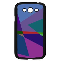 Abstract #415 Tipping Point Samsung Galaxy Grand DUOS I9082 Case (Black)