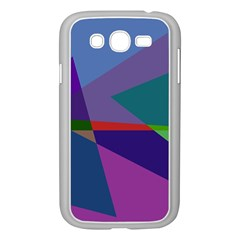 Abstract #415 Tipping Point Samsung Galaxy Grand DUOS I9082 Case (White)