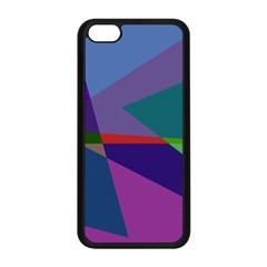 Abstract #415 Tipping Point Apple iPhone 5C Seamless Case (Black)