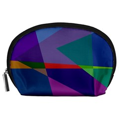 Abstract #415 Tipping Point Accessory Pouches (Large)