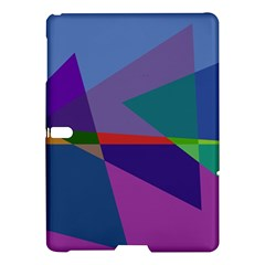Abstract #415 Tipping Point Samsung Galaxy Tab S (10 5 ) Hardshell Case