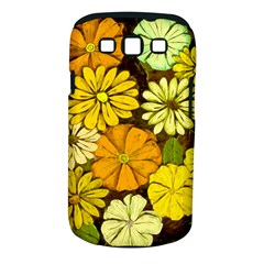 Abstract #417 Samsung Galaxy S III Classic Hardshell Case (PC+Silicone)
