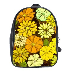 Abstract #417 School Bags (XL)