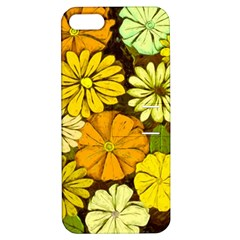Abstract #417 Apple iPhone 5 Hardshell Case with Stand