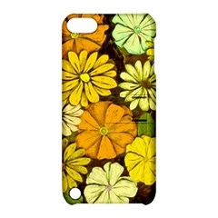 Abstract #417 Apple iPod Touch 5 Hardshell Case with Stand