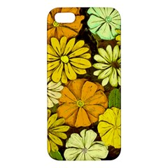 Abstract #417 Apple iPhone 5 Premium Hardshell Case
