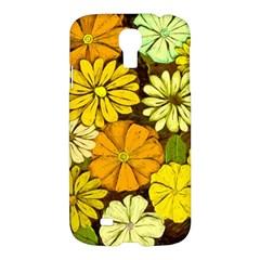 Abstract #417 Samsung Galaxy S4 I9500/I9505 Hardshell Case
