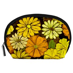 Abstract #417 Accessory Pouches (Large)