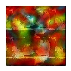Peeled wall                         Tile Coaster