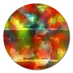 Peeled wall                         Magnet 5  (Round)