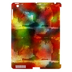 Peeled wall                   Apple iPad 3/4 Hardshell Case (Compatible with Smart Cover)