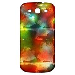 Peeled wall                   Samsung Galaxy S III Flip 360 Case