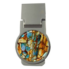 Rusty texture                         Money Clip (Round)