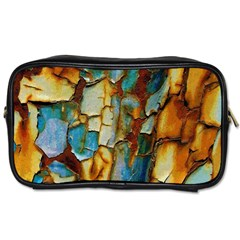 Rusty texture                         Toiletries Bag (One Side)