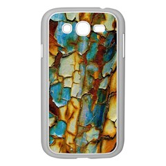 Rusty texture                   Samsung GALAXY S4 I9500/ I9505 Case (White)