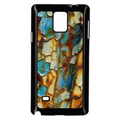 Rusty texture                   Samsung Galaxy Note 4 Case (White)