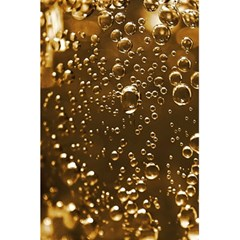 Festive Bubbles Sparkling Wine Champagne Golden Water Drops 5.5  x 8.5  Notebooks